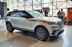 Range Rover Velar...glad I didn't get the Discovery, this will be my next purchase!
