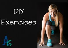 Weight Exercises, Body Weight, Diy, Weight Workouts, Bricolage, Do It Yourself, Homemade, Diys, Crafting