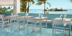 Waterside Dining at Couples Tower Isle #Jamaica #CCLuxe