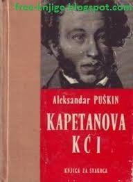 Puskin Kapetanova Kci E-Knjiga PDF Download ~ Besplatne E-Knjige