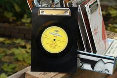 Vinyl-Klemmbrett A5