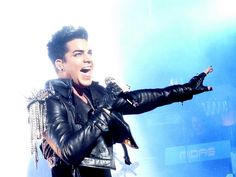 Adam Lambert, London show, 12th July 2012 | Source: Mark Gledhill