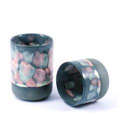 "- Studio Arhoj (@studioarhoj) on Instagram: ""New Petri Spot glaze on grey porcelain inspired by laboratory petri dishes ⚗️"""