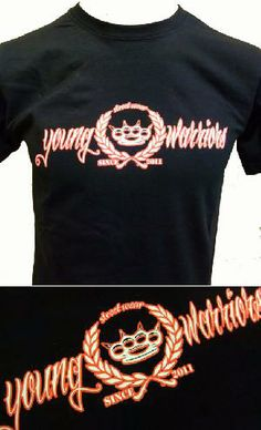 Camiseta - YOUNG WARRIORS -  10 euros Pedidos y +600 modelos: www.barrio-obrero.com  -SKINHEAD & PUNK MAILORDER- We serve orders to all countries