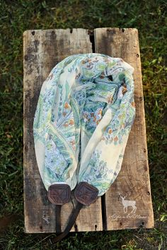 Paisley Scarf Camera Strap by AspenWillowProps on Etsy, $38.00