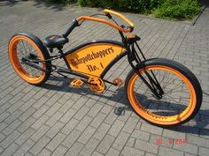 Ruhrpottchoppers Bike