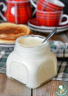 Крем-мёд или взбитый мёд - кулинарный рецепт
