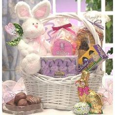 Somebunny Special Easter Gift Basket.  List Price: $77.99  Sale Price: $57.99  Savings: $20.00