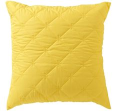 This quilted European pillow case will complete your bed! (size: x Mix and Match with all of our different colors to give your bed the ultimate look !