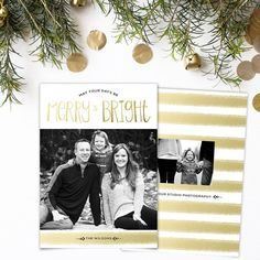 Christmas Card Templates Urban Holiday By Lauriecosgrovedesign