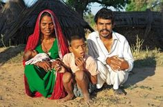 Visually challenged family lives in hope  Reena Devi and her husband Jagdish have never seen the face of their newborn baby or their son because they suffer from day blindness - and can only see shadows at night. Now they hope that a cure will be found for their children.