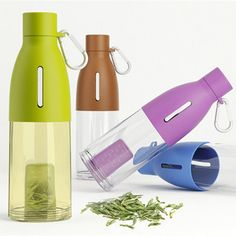 Travel Tea Tumbler Bottle