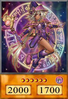 Apprentice Illusion Magician (Anime) by HolyCrapWhiteDragon on DeviantArt Yugioh Monsters, Anime Monsters, Yu Gi Oh Anime, Digital Art Anime, Monster Cards, Magic Cards, Anime Artwork, Fantasy Girl, Digimon