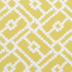 Pattern #:21050-268Color Name: CANARY  Book #2879 : Beau Monde Print Collection  Book #2877 - Canary, Mushroom: Beau Monde Prints & Wovens
