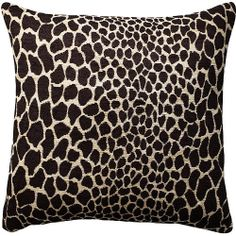 Giraffe print throw pillows   Sign in to see details and track multiple orders.