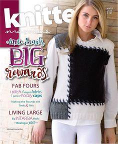 Knitter Magazine  Winter 2015 - 轻描淡写 - 轻描淡写