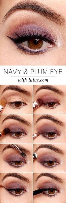 20 hermoso maquillaje para ojos marrones                                                                                                                                                                                 Más