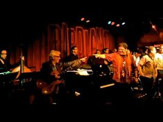 Ximo Tebar teaming up with Arturo O'Farrill and his great Afro Latin Jazz Orchestra bringing some mix with Latin Jazz and Jazz Mediterranean flavor at Birdland.