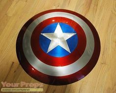 Captain America Vibranium Shield | Captain America: The First Avenger, Captain America Vibranium Shield