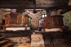 Ty Milin, Suite historique, ancien moulin du XVIème siècle.