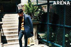 Siwon - Arena Homme Plus Magazine November Issue '13
