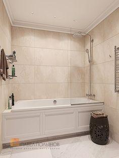 Busca imágenes de Baños de estilo clásico de Студия Павла Полынова. Encuentra las mejores fotos para inspirarte y crea tu hogar perfecto.