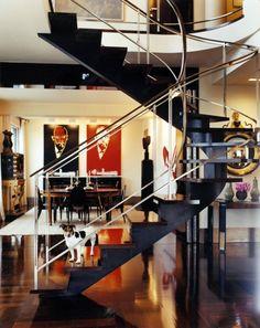 Residence of Giancarlo Giammettis - Paris   Peter Marino Architect