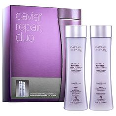 Alterna Caviar Repair RX Instant Recovery Duo2 ct -- Click image to review more details.Note:It is affiliate link to Amazon. #TreatYourHair