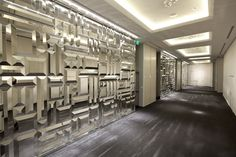 Most innovative decorative glass project, commercial interior | Glass Magazine