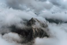Over the roofs of Innsbruck by David Herzig