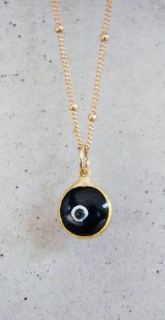 black evil eye