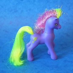 My Little Pony G2 Princess Crystal Princess Friends 1999 Excellent | eBay