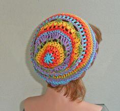 Sommer-Mütze  *Sun* von Wollzeug auf DaWanda.com