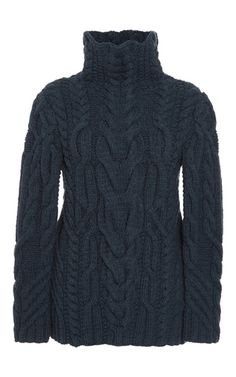 For colder climates, opt for this **Nellie Partow** sweater decorated in a cable…