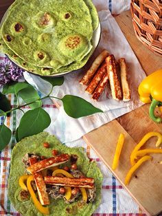 Spinach Wraps - Perfect Picnic food - Happy Healthy Hunters