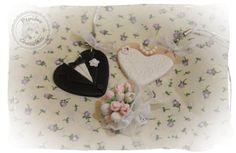 Souvenirs boda en porcelana fría. Wedding souvenirs cold porcelain.