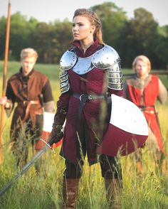 "fellandfaironline: "" ""Perilous indeed… Fair and perilous; but only evil need fear it, or those who bring evil with them"" ~Tolkien Shield-maiden, princess and fair lady are often not that far removed..."
