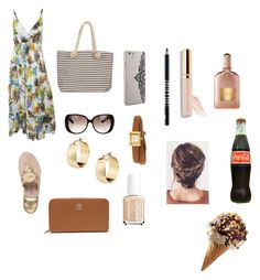 """Canim"" by aydannagiyeva ❤ liked on Polyvore featuring Jack Rogers, Gucci, Nanette Lepore, Lord & Berry, Tom Ford, Essie, Joie and Tory Burch"