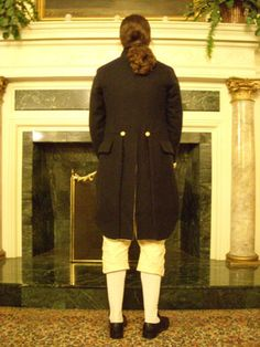 British Navy outfit, 1790's-1820's