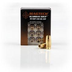Magtech 45 GAP Ammo - 20 Rounds of 230 Grain JHP Ammunition #45GAP #45GAPAmmo #Magtech #MagtechAmmo #Magtech45GAP #JHP