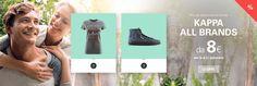 Abbigliamento sportivo e casual KAPPA in Offerta su Ebay