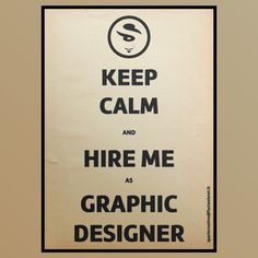 Keep Calm by SPARKcreative (via Creattica)