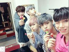 Quero os pirulitos e eles juntos♥♥♥♥