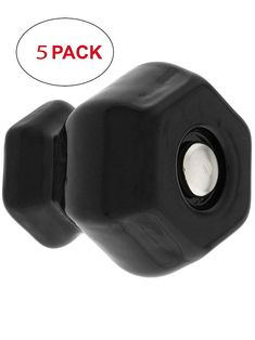 """Black 8 AN Flare to 1//2/"""" NPT 90 Degree Hose Adapter Fitting Hose 8"""