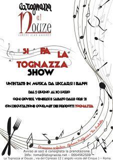 TG Musical e Teatro in Italia: SI, FA, LA... TOGNAZZA SHOW! Un estate in musica d...