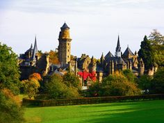 Loewenburg, Kassel, Hessen, Germany  this is part of the castle complex of Wilhelmshoehe, Loewenburg is literally the treasure trove of the former nobility, take the tour then the hike up the park landscape to the other castle, yep, yet another great tour
