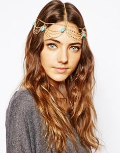 Enlarge ASOS Nugget Charm Hair Crown