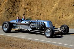 """Jay Leno's car """"The Tank"""""""
