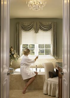 Choosing the right window covering for your bathroom