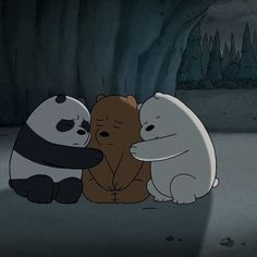 We Bare Bears Comfort Ice Bear We Bare Bears, 3 Bears, Cute Bears, We Bare Bears Wallpapers, Panda Wallpapers, Cute Cartoon Wallpapers, Bear Cartoon, Cartoon Icons, Cartoon Art